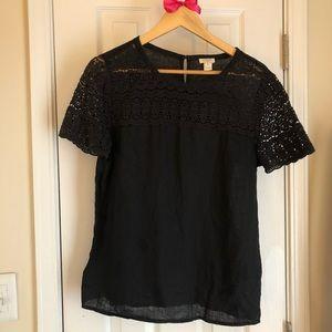 Black JCrew Shirt